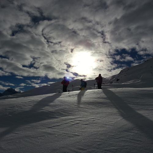 Bettolina Superiore (3140m)
