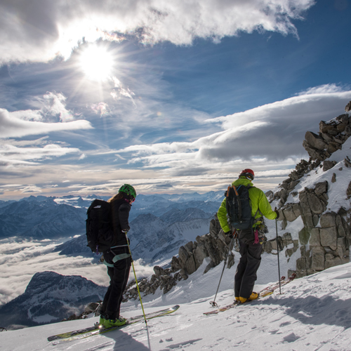 Corno Bussola (3023m) - Traversata Palasinaz-Mascognaz